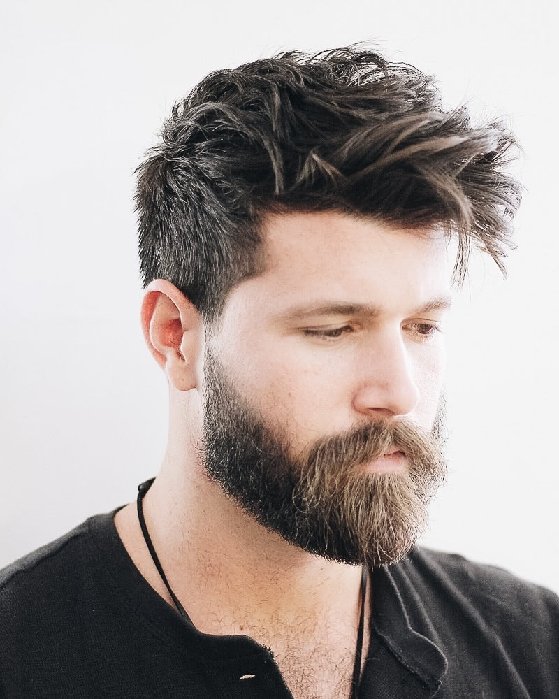 31 Best Medium Length Haircuts For Men And How To Style Them 20+ Awesome Mens Medium Length Hairstyles 2020