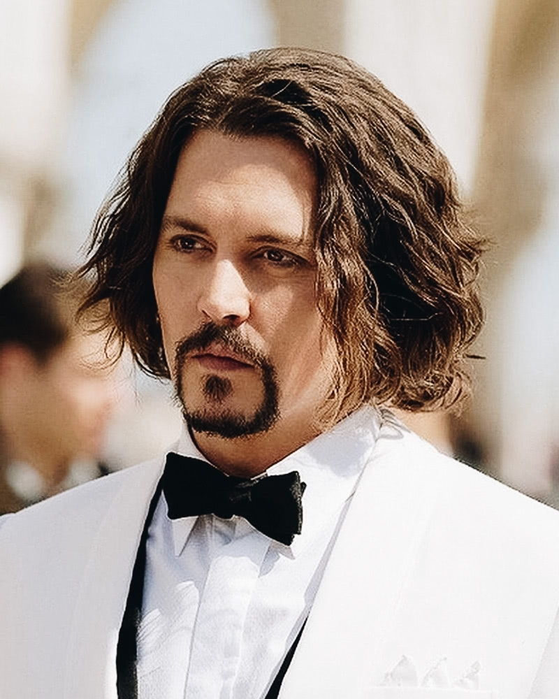 31 Best Medium Length Haircuts For Men And How To Style Them Mens Wavy Medium Length Hairstyles