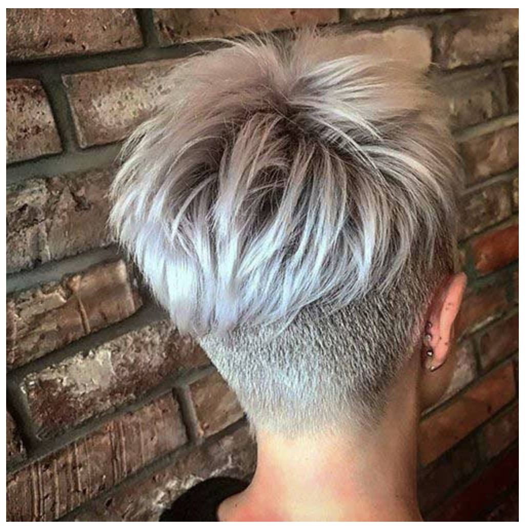 40+ Edgy Pixie Cuts 2019 2020 Latesthairstylepedia Medium Low Maintenance Short Hairstyles 2019