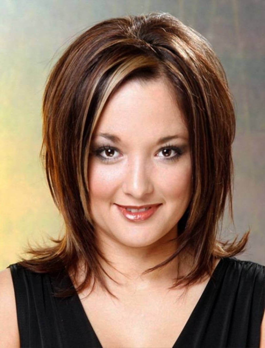 45 Best Hairstyles For Overweight Women Over 50 40+ Awesome Medium Length Hairstyles For Over 50 With Fat Face