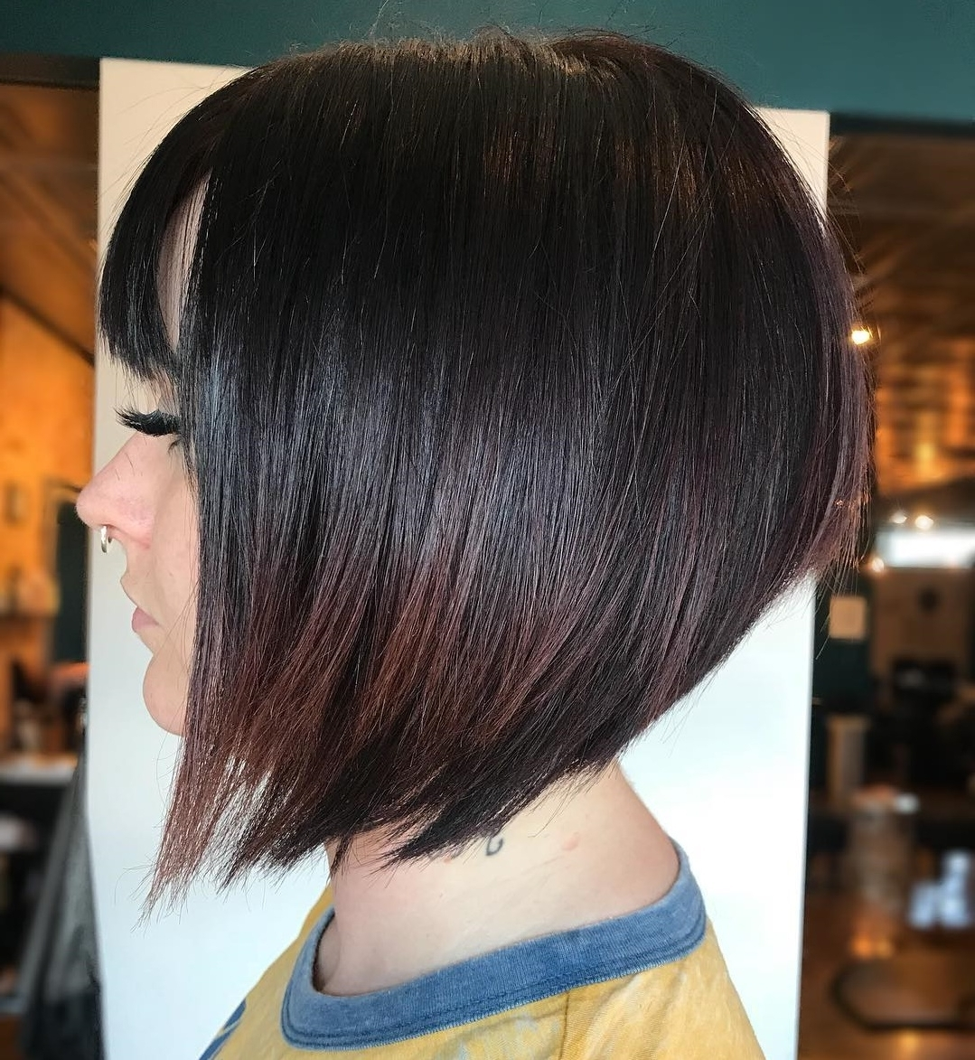 45 Short Hairstyles For Fine Hair Worth Trying In 2020 20+ Amazing Medium Length Bob Hairstyles For Fine Black Hair