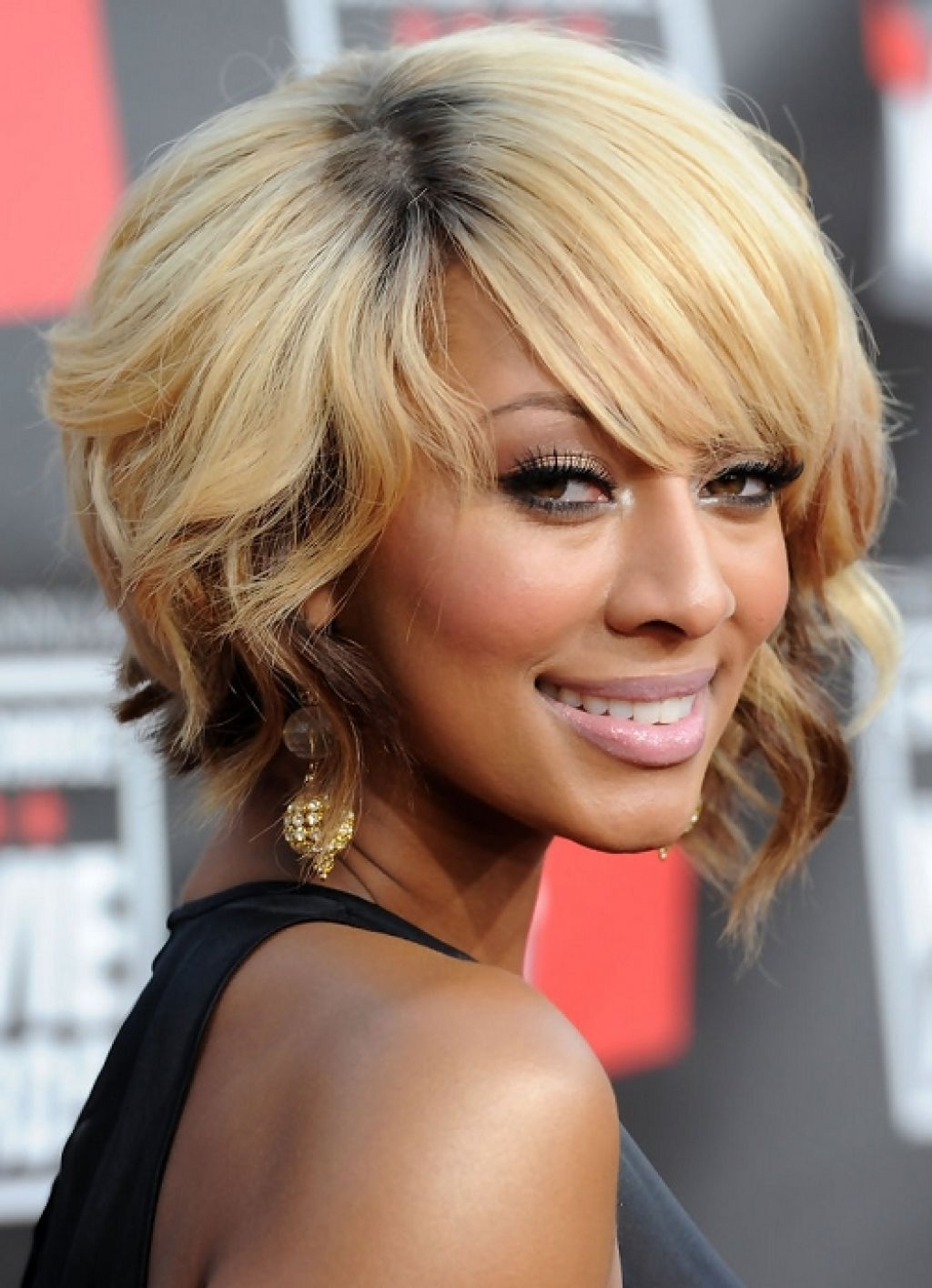5 Hottest Medium Blonde Hairstyles For African American Medium Blonde Hairstyles 2016