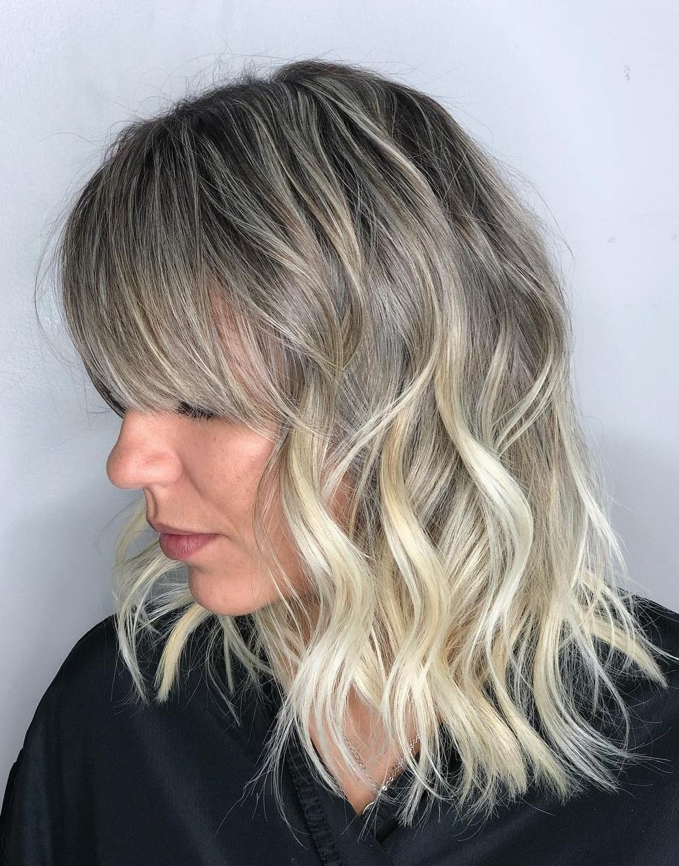 50 Head Turning Hairstyles For Thin Hair To Flaunt In 2020 Hairstyles Medium Blonde Fine Hair
