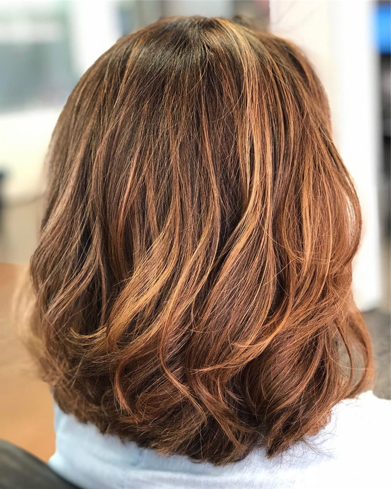 50 Most Trending Medium Haircuts For Women 2020 Page 46 Of 2020 Women'S Medium Hairstyles