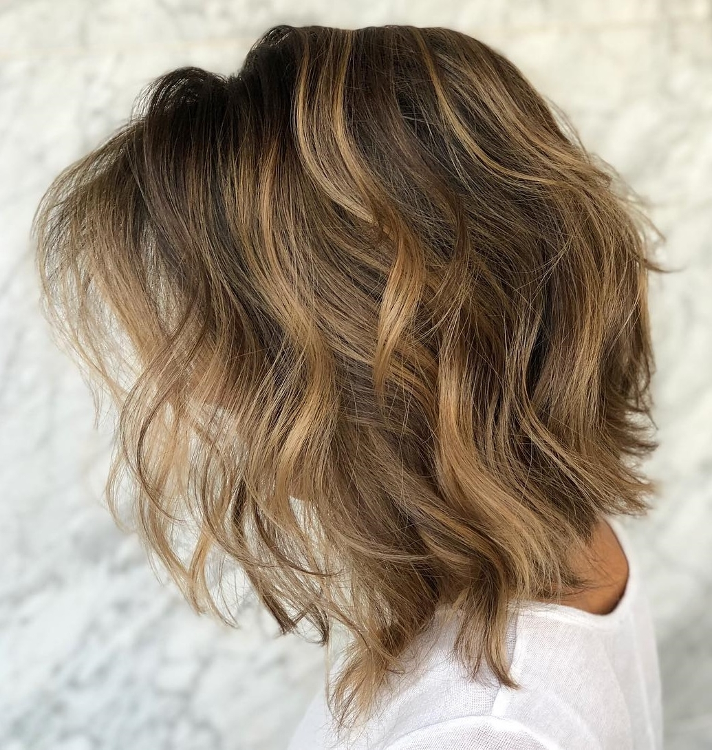 60 Medium Length Haircuts And Hairstyles To Pull Off In 2020 30+ Amazing Fashionable Hairstyles For Medium Length Hair