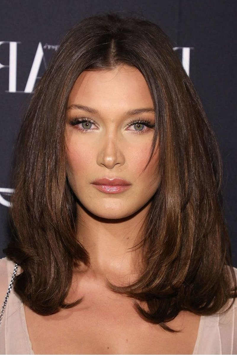 60 Medium Length Hairstyles To Inspire Your Next Beauty Look 60S Medium Length Hairstyles