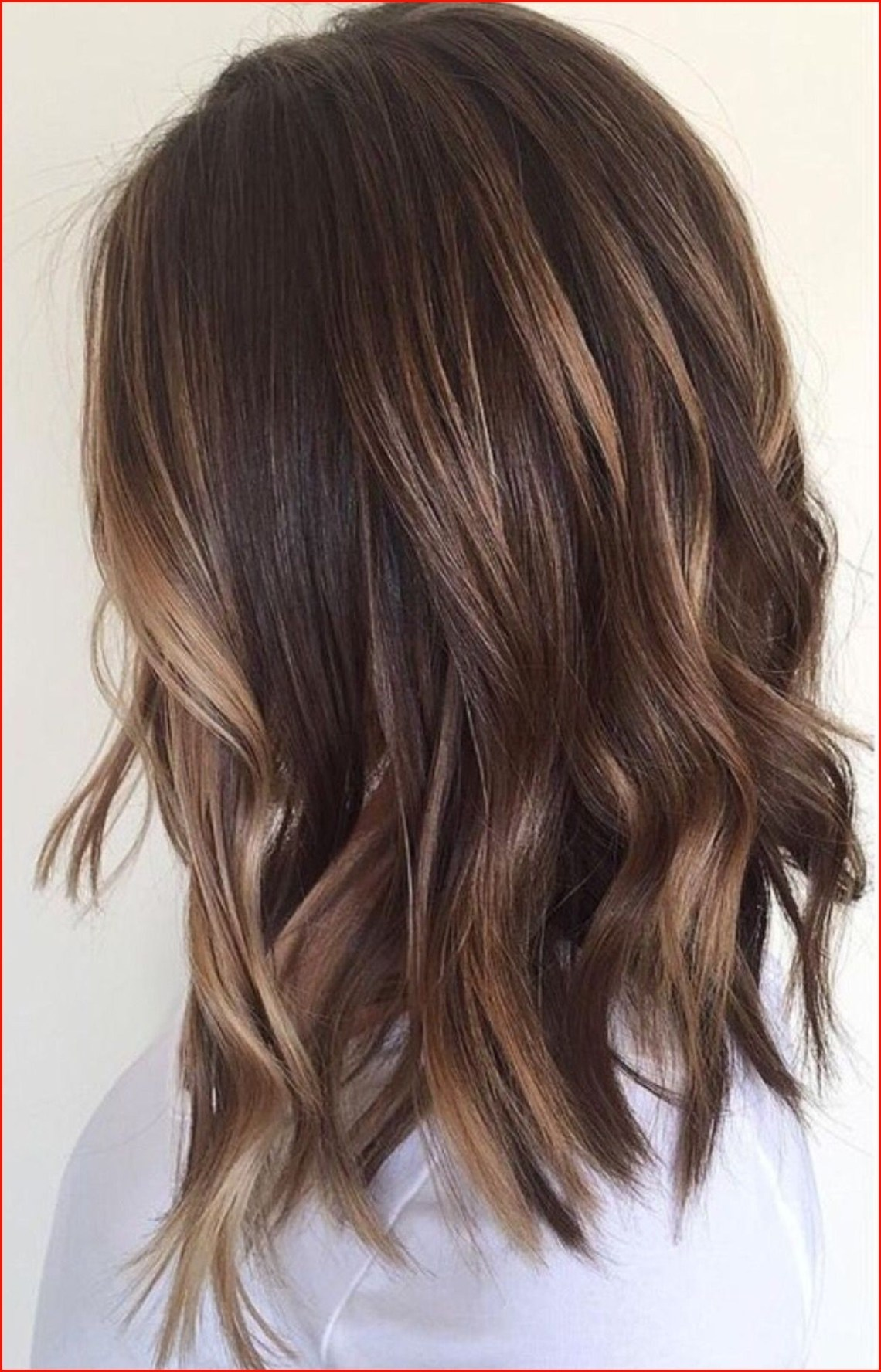 Awesome Brunette Medium Length Hairstyles Picture Of Medium Medium Brunette Hairstyles