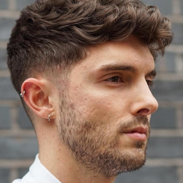 Best 30+ Low Maintenance Haircuts For Guys Low Maintenance Medium Length Mens Hairstyles 2018