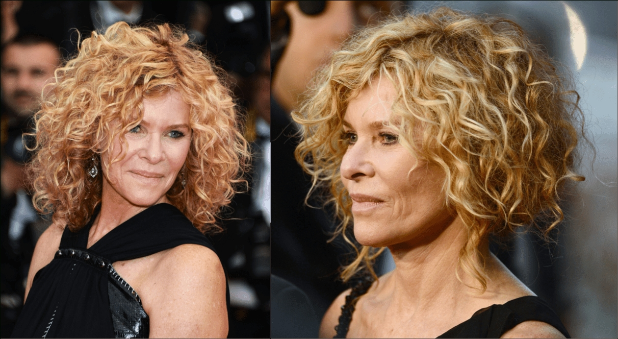 Best Curly Hairstyles For Women Over 50 20+ Stunning Medium Hairstyles For Naturally Curly Hair Over 50