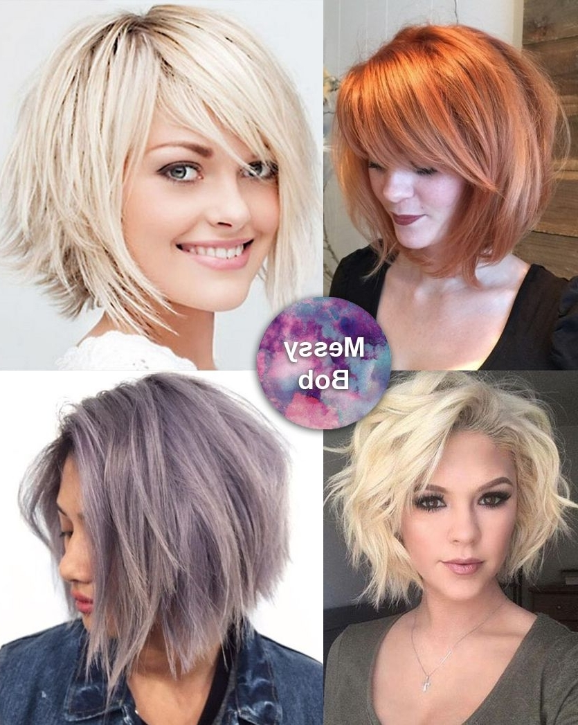 Best Medium Length Hairstyles For Thick Hair – Circletrest 30+ Awesome Medium Length Hairstyles For Thick Hair With Fringe