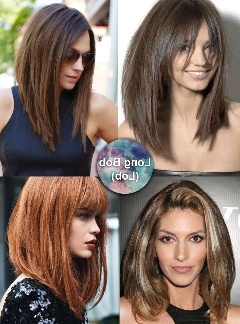 Best Medium Length Hairstyles For Thick Hair – Circletrest Medium Length Hairstyles For Thick Hair With Fringe