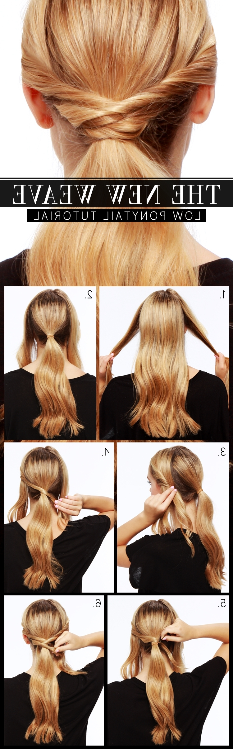 Classy To Cute: 25+ Easy Hairstyles For Long Hair For 2017 Everyday Hairstyles For Medium Wavy Hair