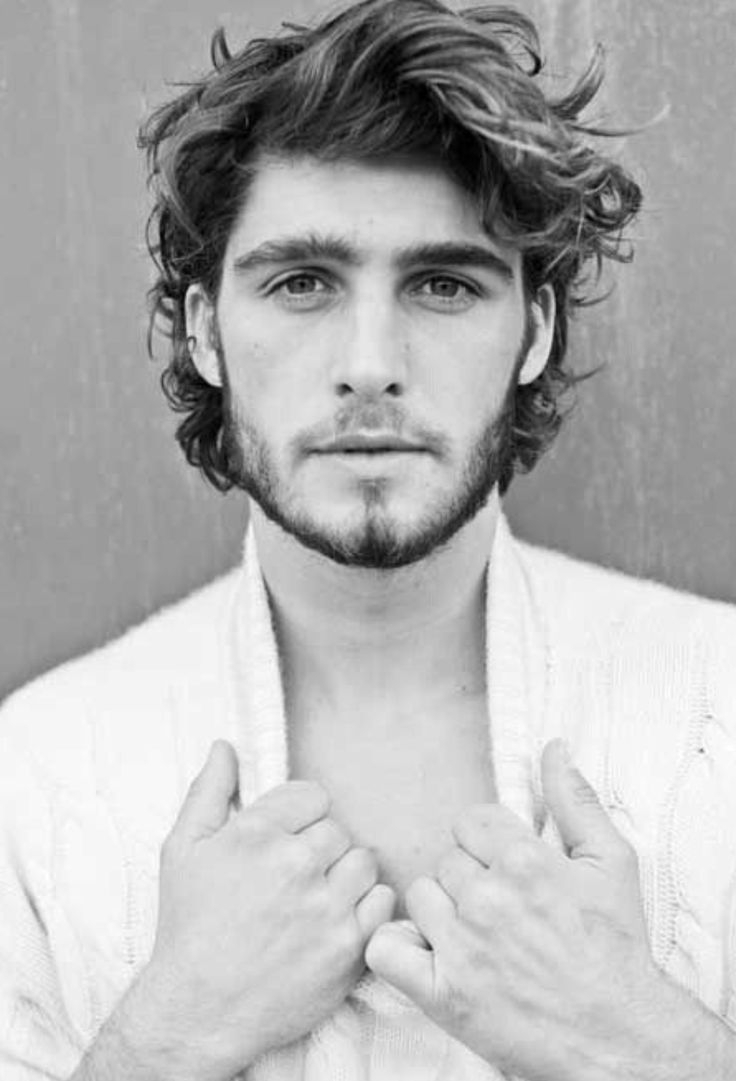 Cool Men Hairstyles With Thick Wavy Hair 10+ Cute Medium Length Wavy Hairstyles For Men