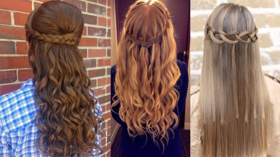 Cute & Stylish 'Hair Style' For Teens/New Cute Hairstyles For Teenage Girls #2 10+ Adorable Hairstyles For Teenage Girls With Medium Hair