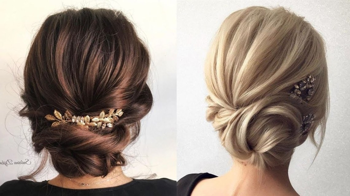 Formal Updos For Medium Hair | Prom & Wedding Hairstyles 40+ Stylish Formal Hairstyles For Medium Length Hair