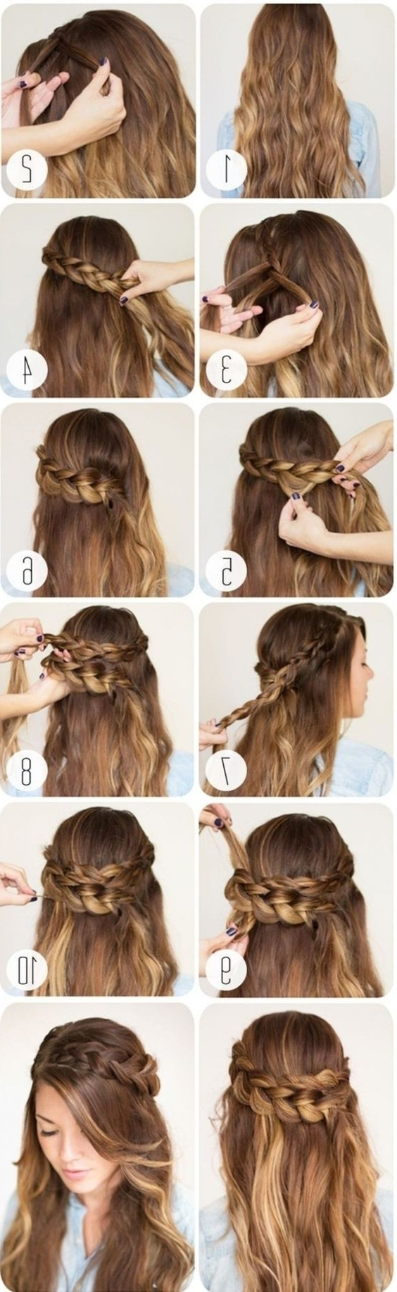 Graduation Hairstyles & Outfit Tips | Hair Styles, Romantic 10+ Awesome Hairstyles For Graduation For Medium Length Hair