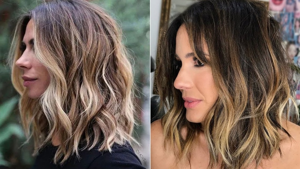 Hair Trends For Over 40 | Professional Haircuts That Show Age Is Just A Number Medium Length Hairstyles For Over 40S