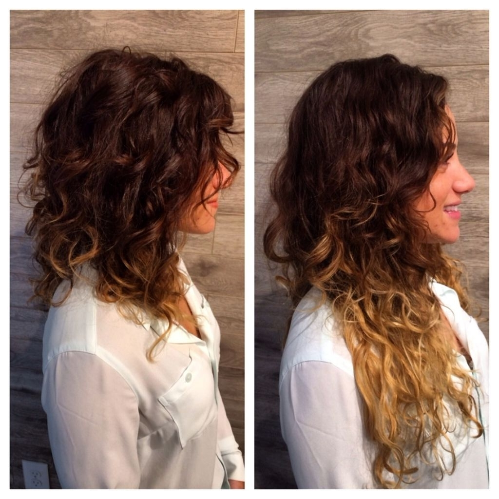 Image Result For Layered Angled Bob Curly   Hair Styles Layered Medium Curly Bob Hairstyles