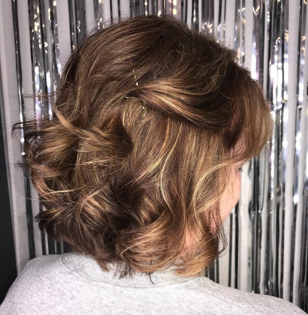 Mother Of The Bride Hairstyles: 26 Elegant Looks For 2021 Hairstyles For Mother Of The Bride Medium Hair