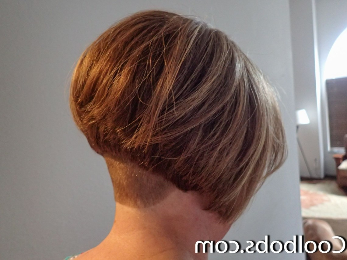 Mrs Cb From Coolbobs Is Back With A New Short Stacked 10+ Adorable Medium Wedge Hairstyles