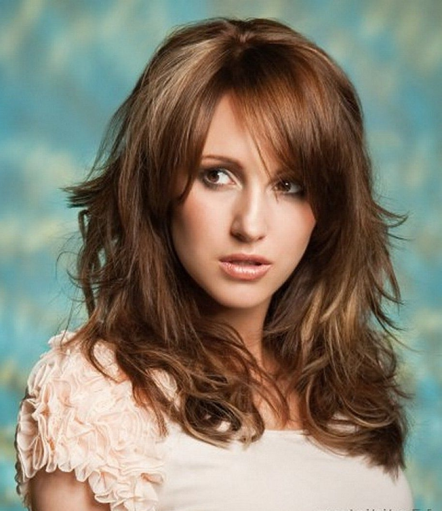Pin On Beauty/Hair 10+ Stunning Medium Length Hairstyles For Thick Wavy Hair 2015