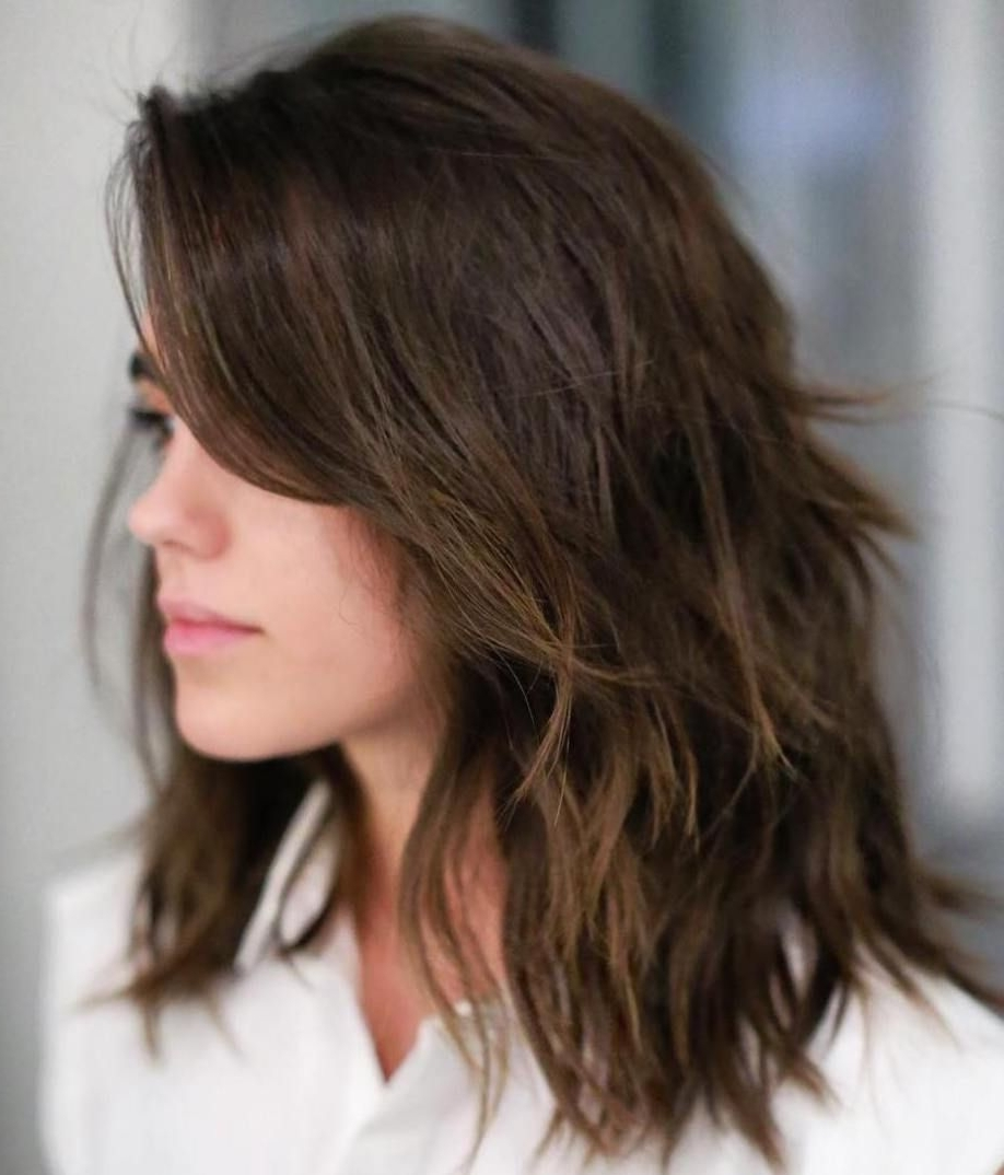 Pin On Hair 30+ Stunning Medium Hairstyles Thick Hair 2019