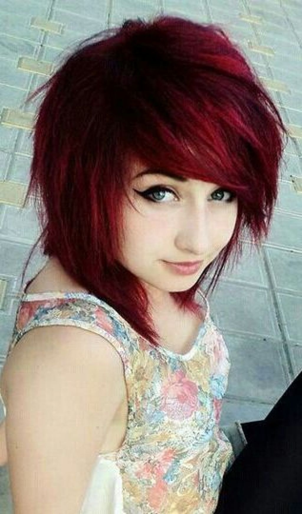 Pin On Hair Emo Hairstyles Medium Length Hair