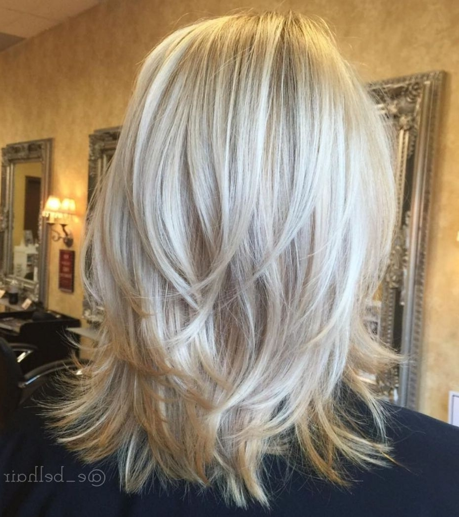 Pin On Hairstyles 40+ Cute Medium Feathered Hairstyles For Fine Hair