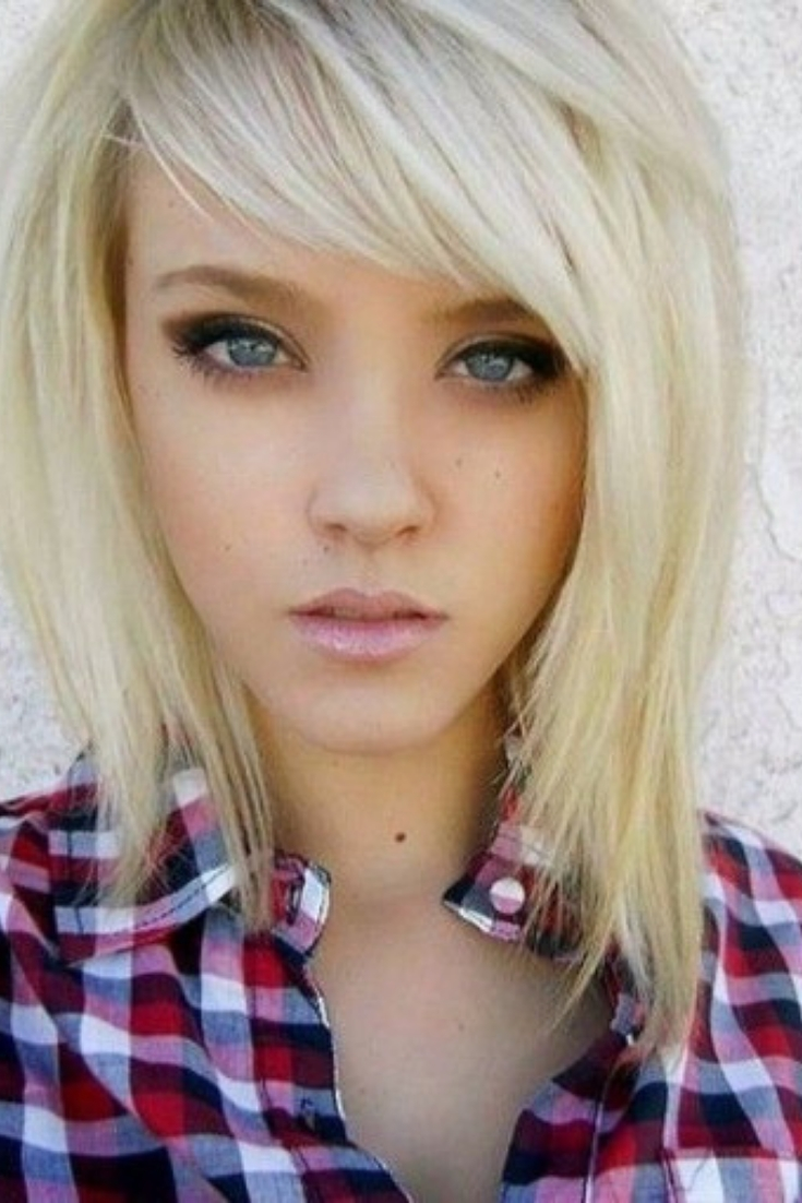 Pin On Short Haircuts For Women 10+ Cute Medium Layered Emo Hairstyles