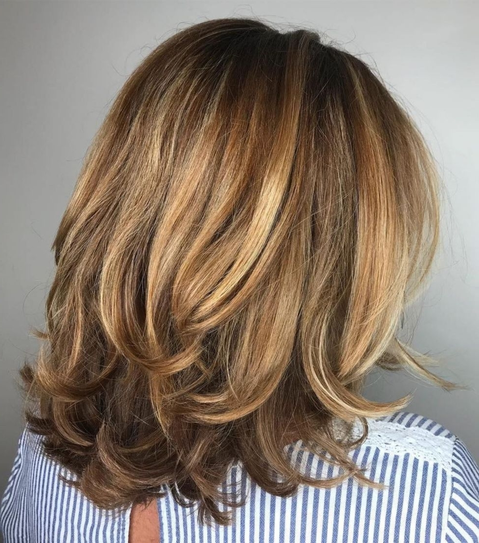Pin On Stylin Hairstyles For Medium Layered Hair With Bangs