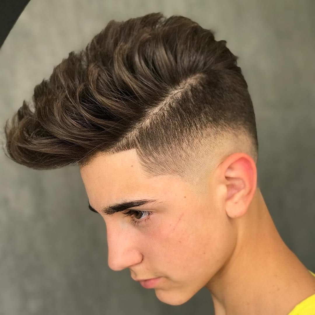 Pin On Teen Boy Haircuts Medium Hairstyles For Teenage Guys