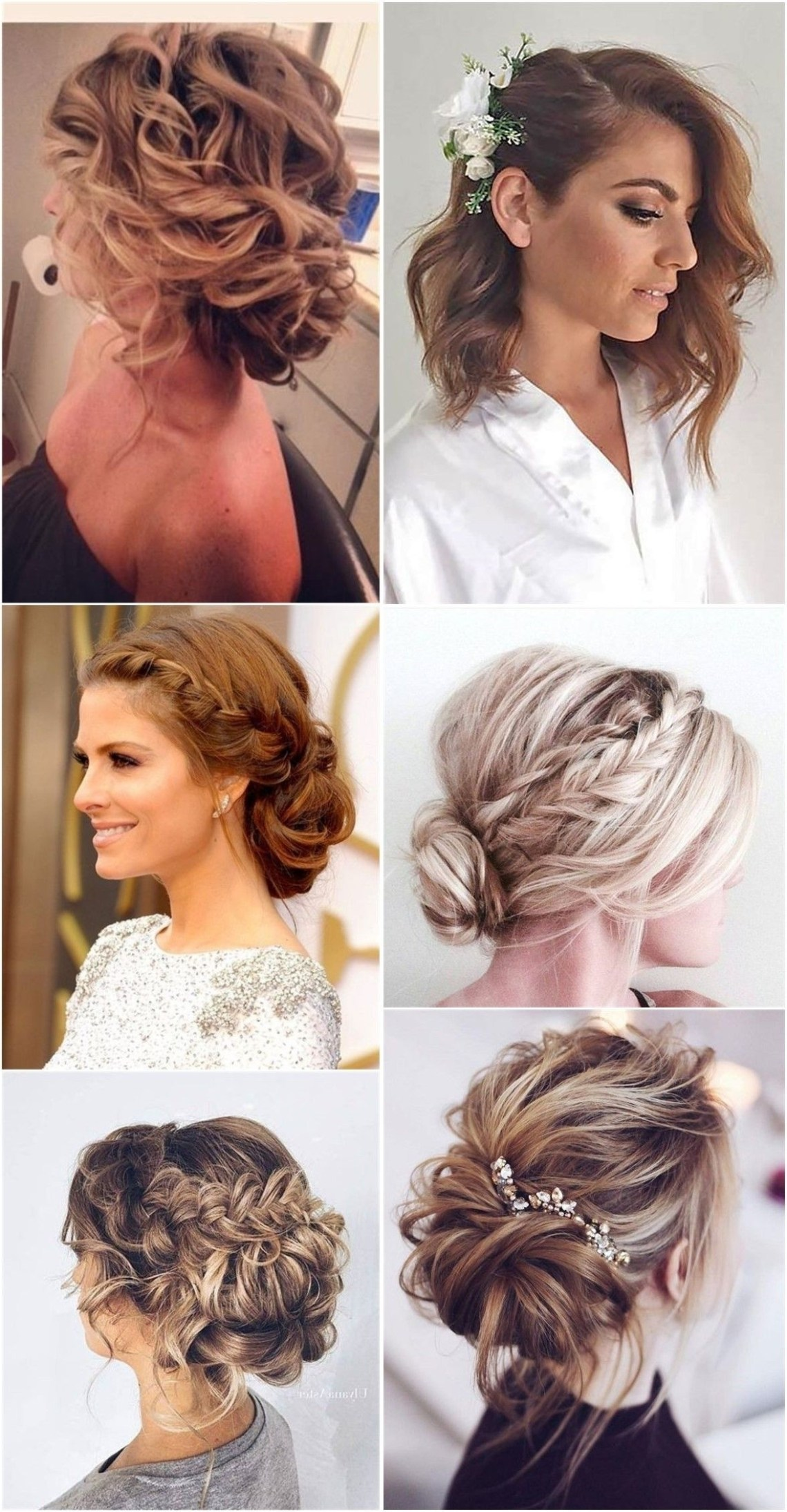 Pin On Wedding Hairstyles Wedding Hairstyles For Medium Length Hair With Bangs