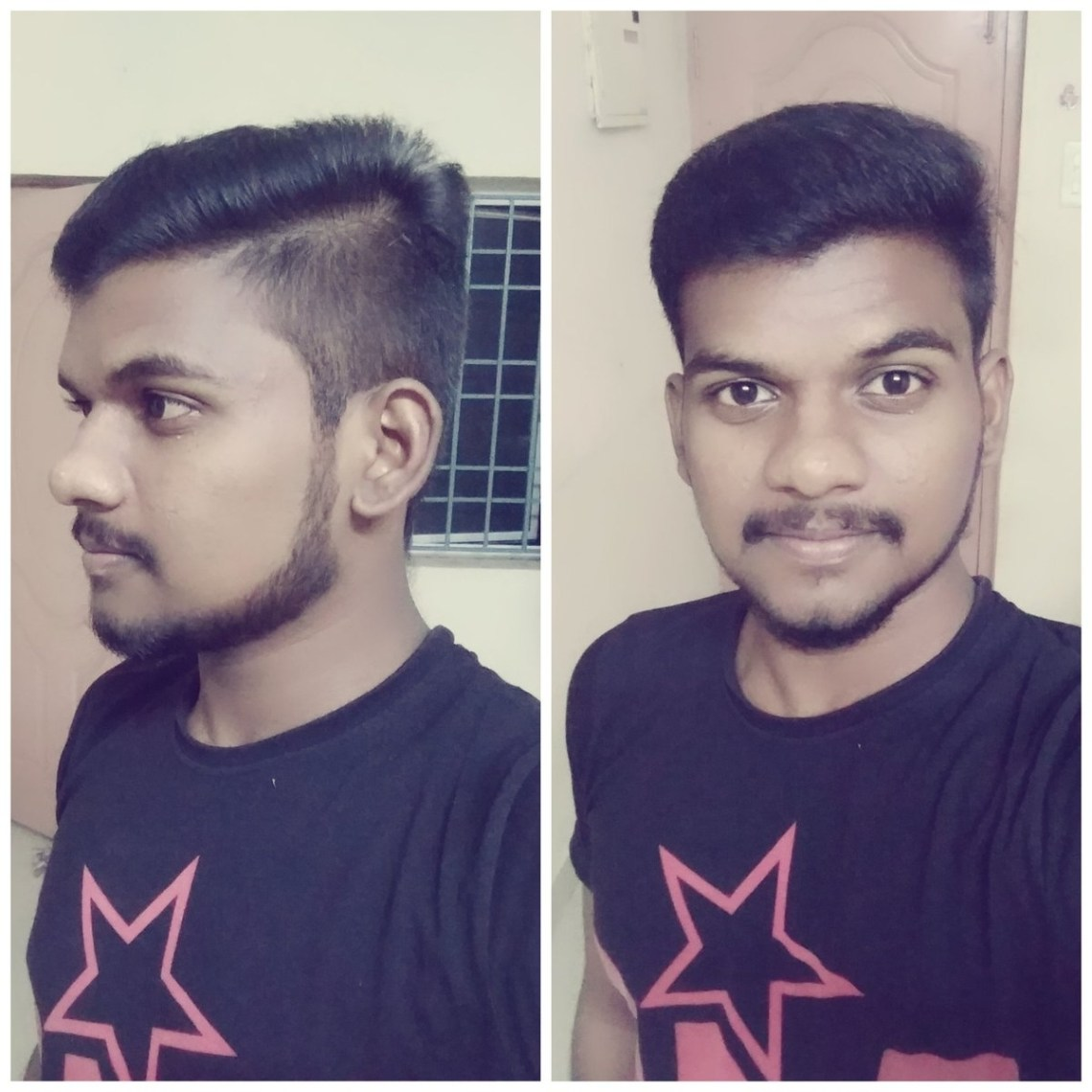 "Prasanth Praba On Twitter: ""#Hairstyle #Tamilnadu 😊😊😊… "" 10+ Amazing Tamilnadu Hairstyles For Medium Hair"