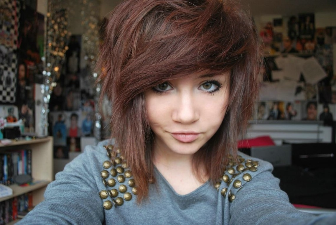 Scene Haircuts For Girls With Medium Length Hair Google 40+ Stylish Emo Hairstyles Medium Length Hair