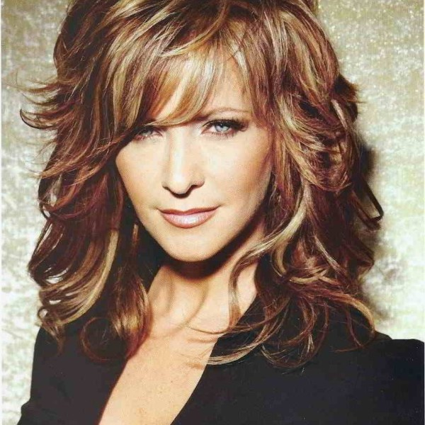 Shoulder Length Layered Hairstyles For Wavy Hair Pict | Hair Layered Hairstyles For Medium Length Wavy Hair