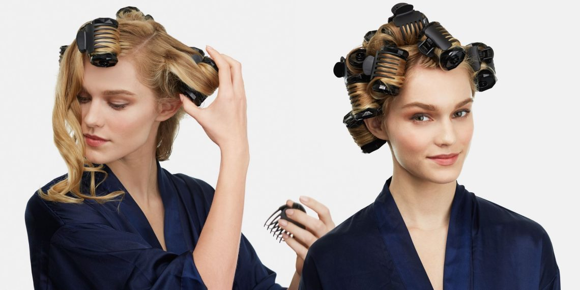 The New Way To Use Hot Rollers A Stepstep Guide To 40+ Stunning Hot Roller Hairstyles For Medium Hair