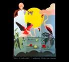 paravento-fenicotteri-gatti-screen-flamingos-cats-glodis