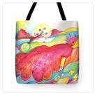 Lady Flowers bag