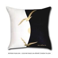 Beyond Dualism - Throw pillow cm 40x40