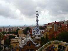 Par Güell, Barcelona