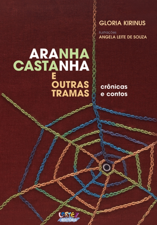 Resultado de imagem para ARANHA CASTANHA E OUTRAS TRAMAS