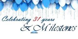 CelebrationsandMilestones Website