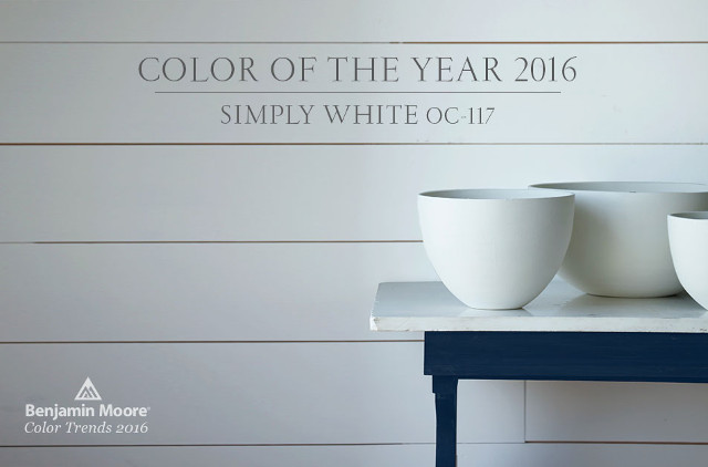 2016 Color Trends For The Home