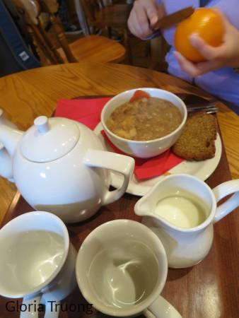Irish Stew and Tea