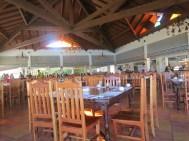 main buffet/dinner hall