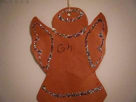 Angel from Kindergarten