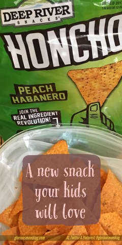 A snack your kids will love: check out the healthy munchies Deep River Snacks has to offer!