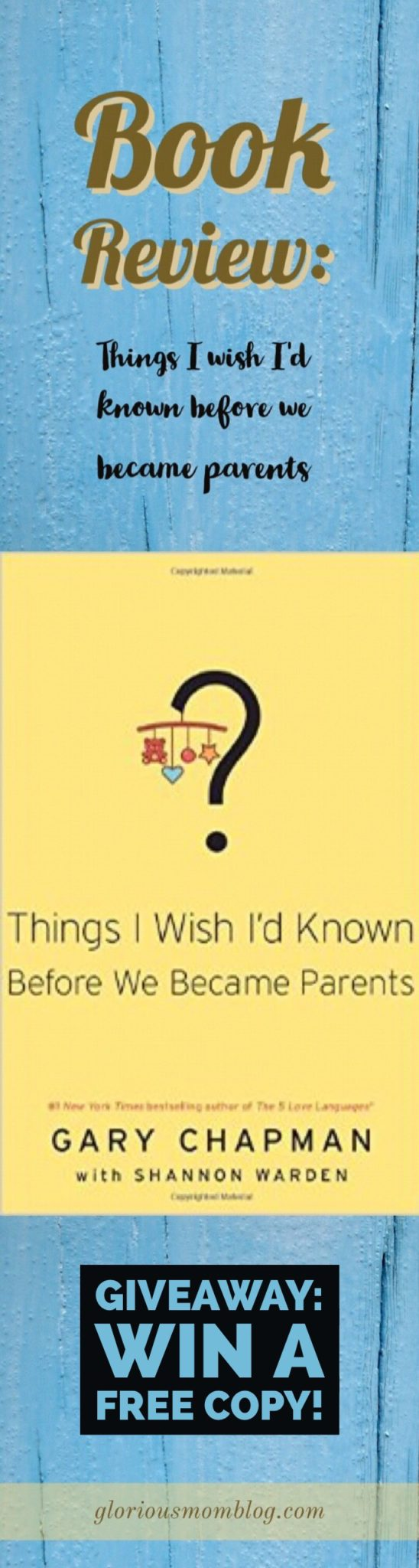 gary chapman things i wish i known pdf