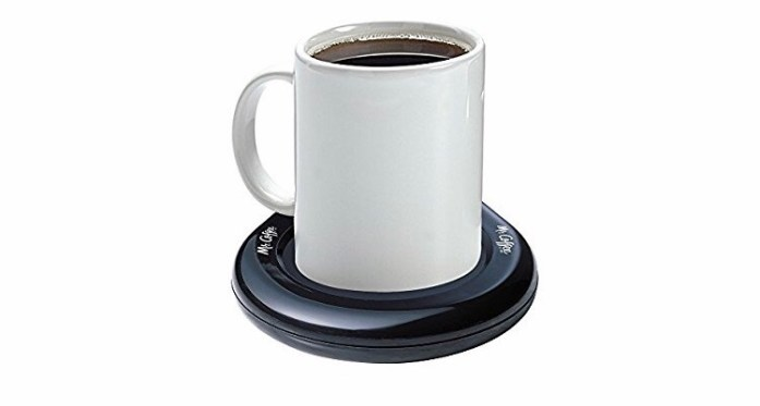 Coffee Mug Warmer! Because of course!