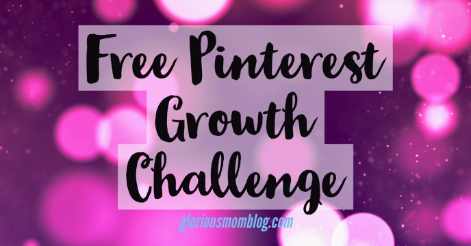 Free Pinterest Growth Challenge: Are you a blogger trying unsuccessfully to use Pinterest to grow your blog? Or maybe you've had some success, but you want more consistent results? This free Pinterest challenge is perfect for you! Receive an email series with a daily prescription for Pinterest including steps to gain more followers, get on group boards, improve your SEO, make better pins and more.